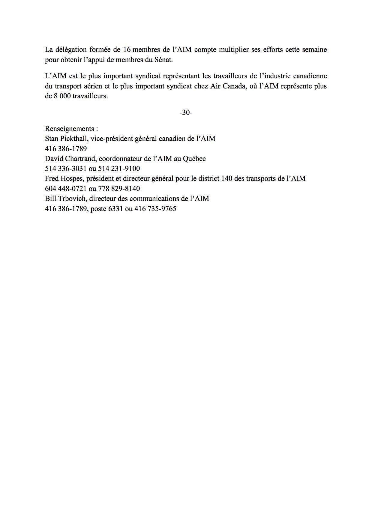Bill C-10 release_FR