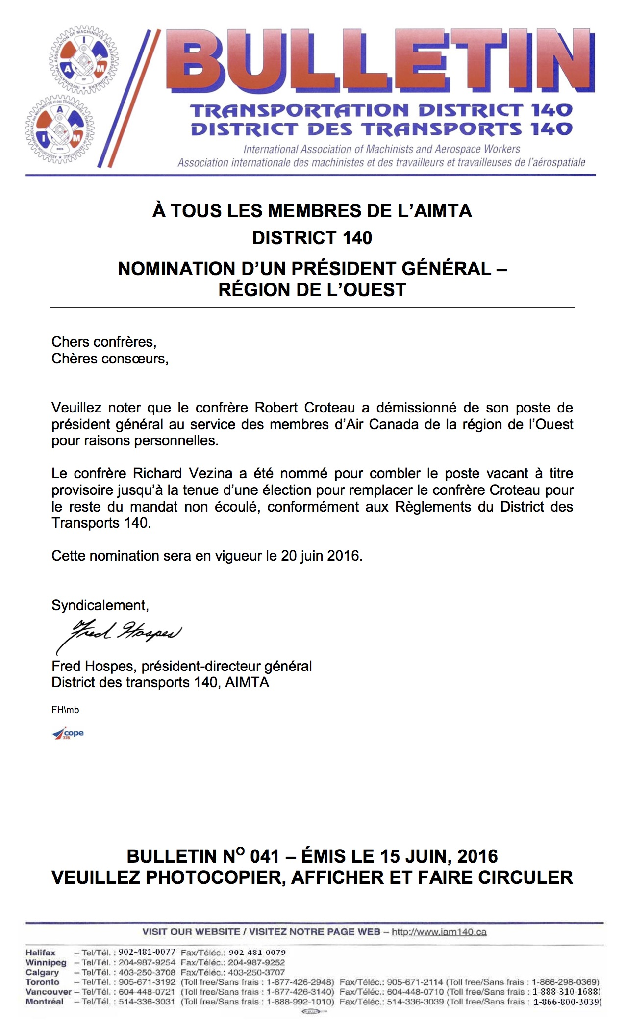 Bulletin No.041_FR