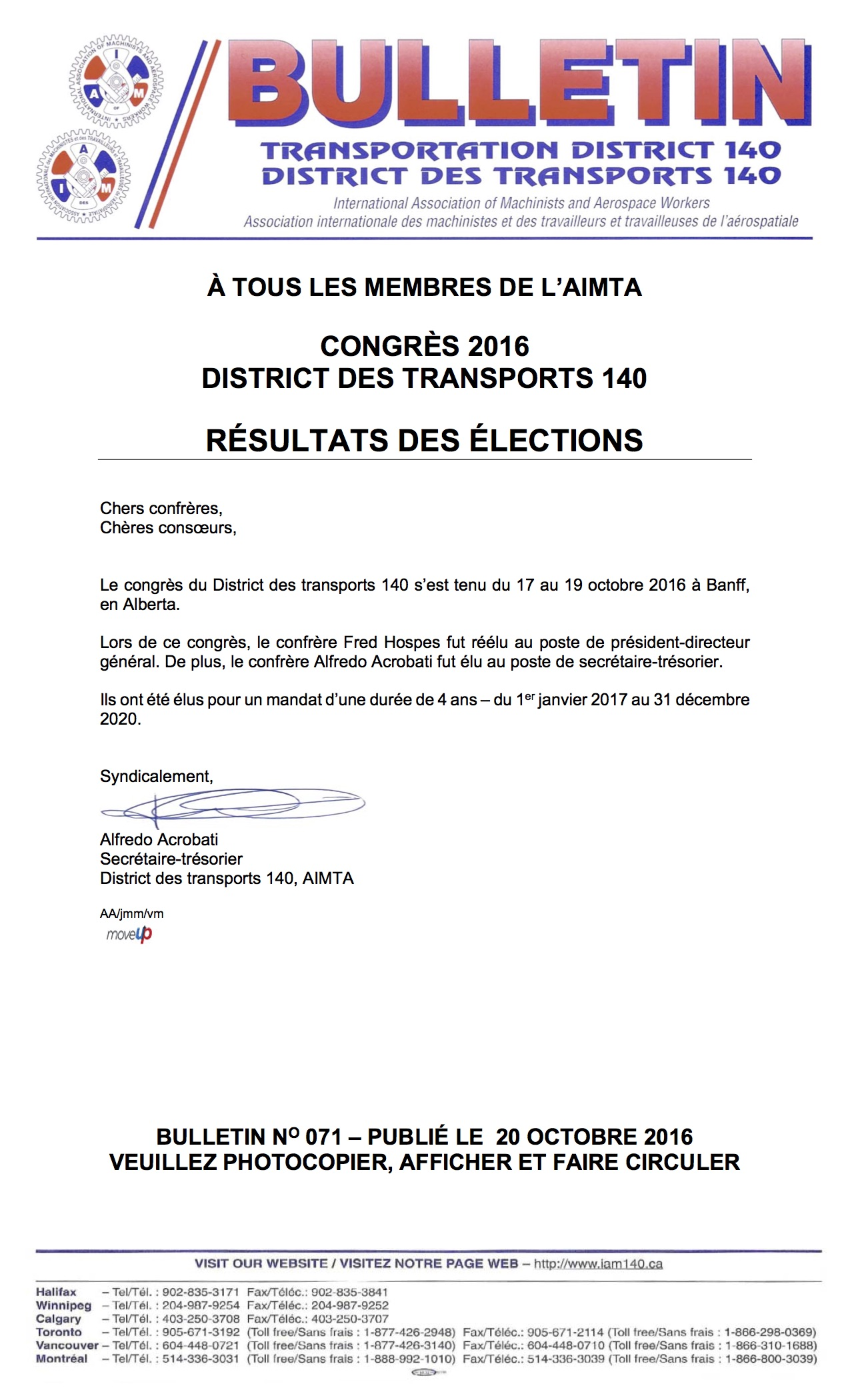 bulletin-071-district-lodge-convention-election-results-october-20-2016-franc%cc%a7ais