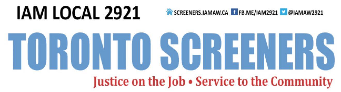 Toronto Screeners